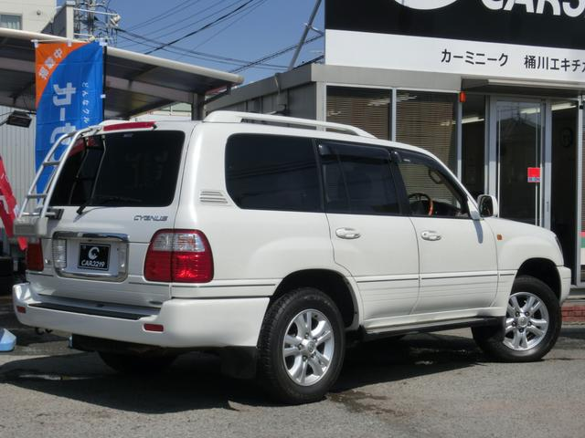 「トヨタ」「ランドクルーザー100」「SUV・クロカン」「埼玉県」の中古車4