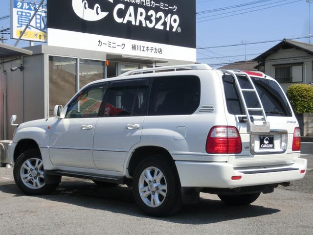 「トヨタ」「ランドクルーザー100」「SUV・クロカン」「埼玉県」の中古車5