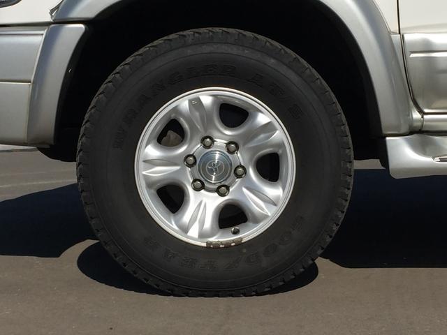 「トヨタ」「ハイラックスサーフ」「SUV・クロカン」「山梨県」の中古車37