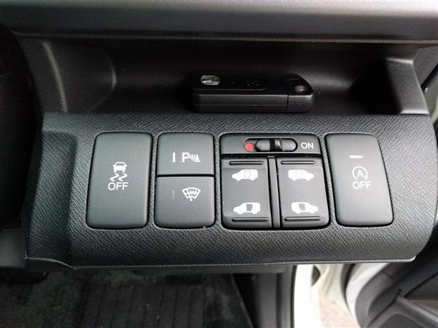 スパーダ パワーエディション 4WD社外HDDナビ  ETC(6枚目)