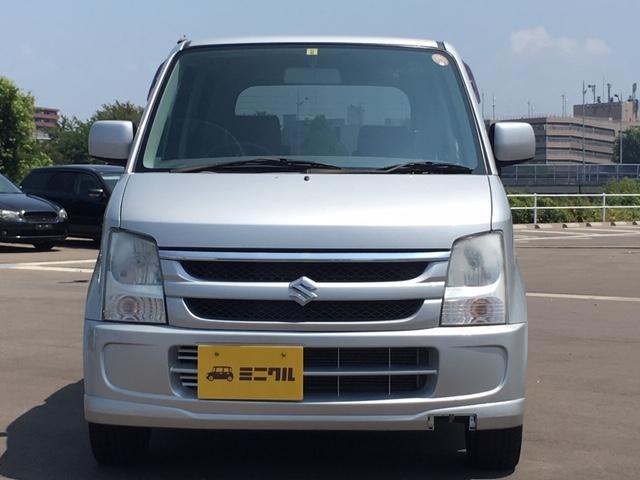 FX-S LTD 4WD 純正CDオーディオ キーレス(4枚目)