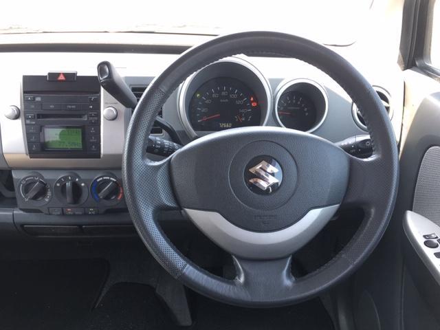 FX-S LTD 4WD 純正CDオーディオ キーレス(9枚目)