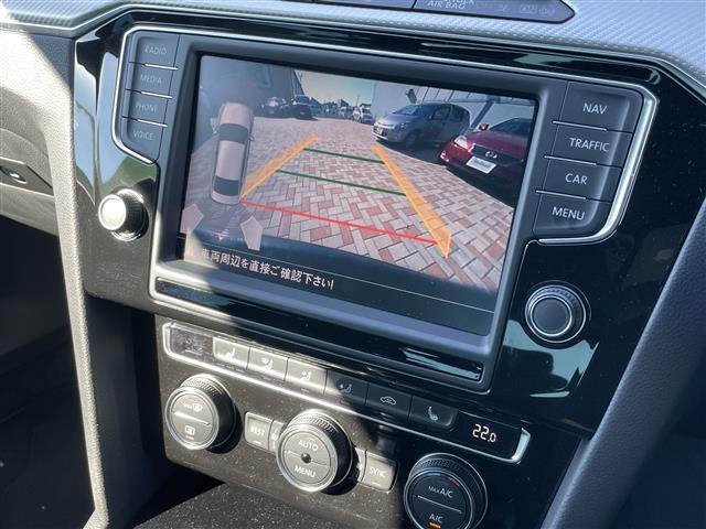 2.0TSI Rライン 純正メモリナビ 黒レザーシート ドライブレコーダー フルセグテレビバックカメラ レーダークルーズコントロール ETC パワーバックドアプッシュスタート シートヒーター(5枚目)