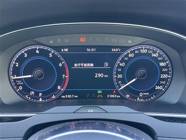 2.0TSI Rライン 純正メモリナビ 黒レザーシート ドライブレコーダー フルセグテレビバックカメラ レーダークルーズコントロール ETC パワーバックドアプッシュスタート シートヒーター(13枚目)