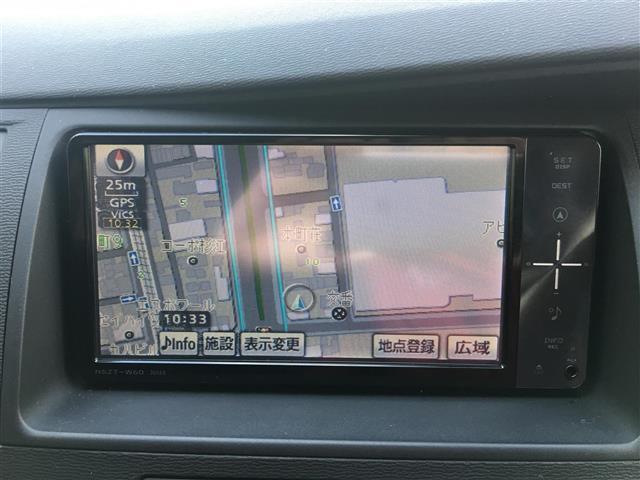 トヨタ アイシス プラタナ バックカメラ フルセグTV 電動スライドドア