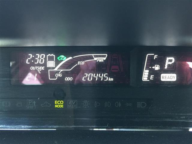 S ワンオーナー トヨタセーフティセンス メモリナビ フルセグTV バックカメラ ETC LEDライト 冬タイヤアルミ付 スペアキー フロアマット オートライト(12枚目)