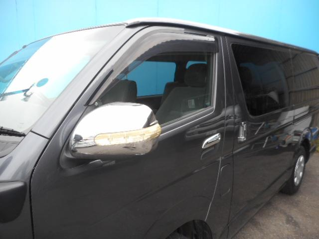 トヨタ ハイエースバン ロングスーパーGL HIDフォグ キーレス