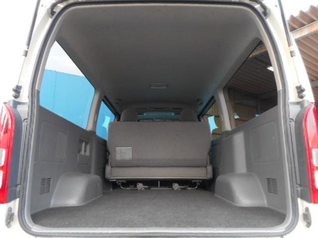 トヨタ ハイエースバン ロングスーパーGL 外ナビ Bカメ ETC AC100V