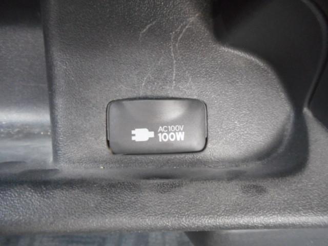 トヨタ ハイエースバン ロングスーパーGL HDDナビ 木目パネル AC100V