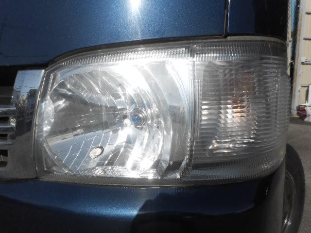 トヨタ ハイエースバン ロングスーパーGL ワンオーナー ルーフキャリア