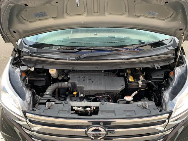 ハイウェイスター X ユーザー買取車 純正ナビ スマートキー プッシュスタート アラウンドビューモニター シートヒーター 左側パワースライドドア HIDヘッドライト フォグランプ アイドリングトップ スペアキー(17枚目)