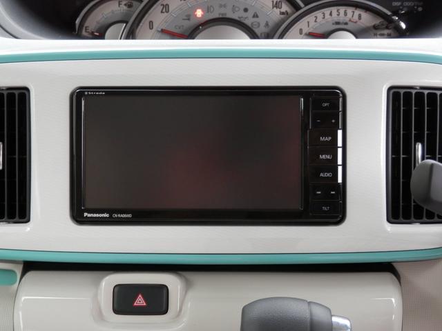 Gメイクアップリミテッド 4WD 新品SDナビ CD録音(10枚目)