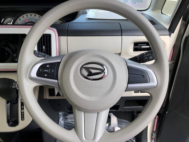 Gメイクアップリミテッド 4WD 新品SDナビ CD録音(16枚目)