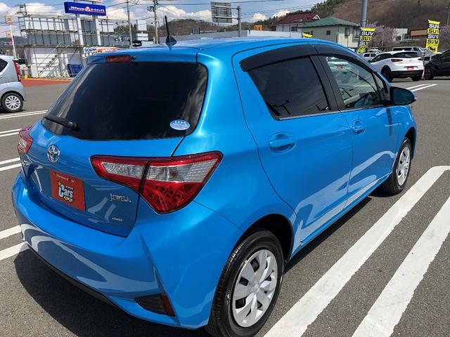 「トヨタ」「ヴィッツ」「コンパクトカー」「福島県」の中古車4
