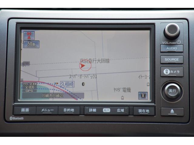L 純正HDDナビ ETC Rモニター 両側パワスラ(13枚目)