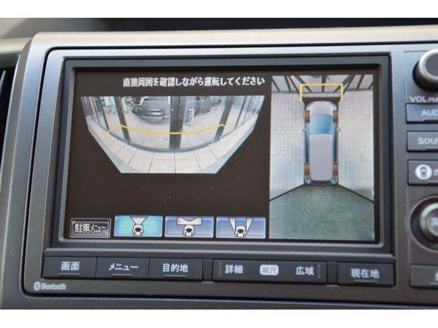 L 純正HDDナビ ETC Rモニター 両側パワスラ(14枚目)