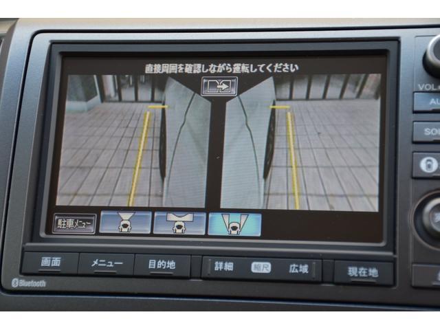 L 純正HDDナビ ETC Rモニター 両側パワスラ(16枚目)