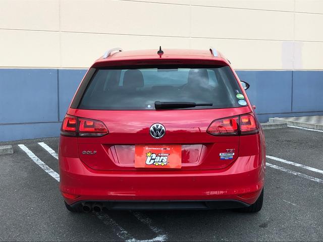 「フォルクスワーゲン」「VW ゴルフヴァリアント」「ステーションワゴン」「神奈川県」の中古車5
