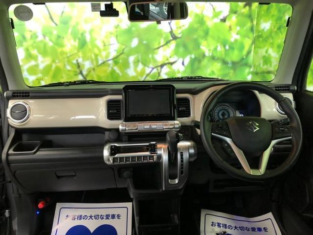 ハイブリッドMZ アルミホイールヘッドランプLEDアイドリングストップワンオーナー取扱説明書・保証書ユーザー買取車オートエアコンシートヒーター前席2列目シート形状分割可倒衝突安全装置 全方位モニター(4枚目)