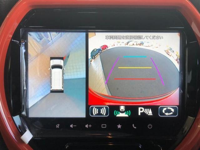 ハイブリッドXターボ 純正9インチナビ/全方位カメラ/LED/シートヒーター/セーフティサポート(11枚目)