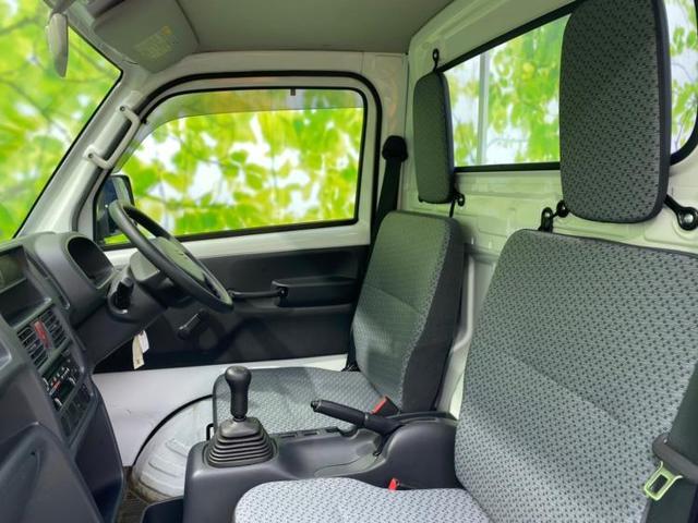 KC アルミホイール パワーステアリング 禁煙車 4WD マニュアルエアコン ユーザー買取車 三方開 エアバッグ 運転席(6枚目)