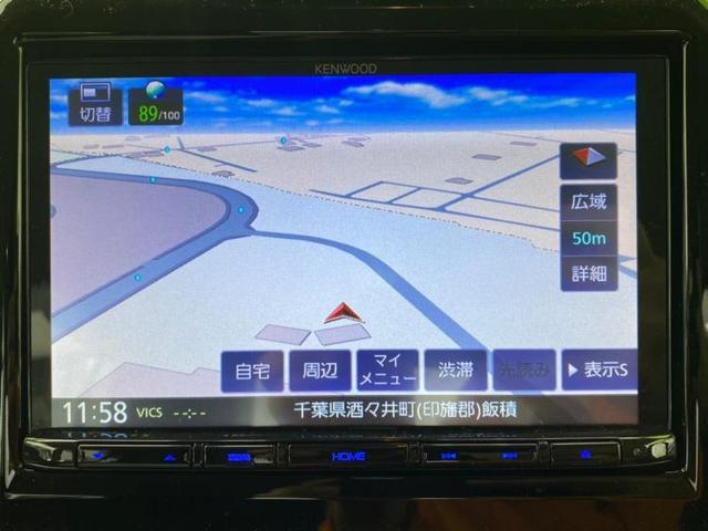 ハイブリッドMZ 純正8インチナビ/セーフティーサポート オートクルーズコントロール 禁煙車 DVD再生 HIDヘッドライト レーンアシスト パークアシスト ETC Bluetooth 盗難防止装置 シートヒーター(9枚目)