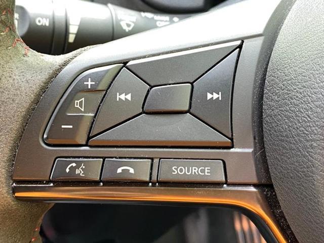 ニスモS 純正 7インチ メモリーナビ/ヘッドランプ LED/ETC/EBD付ABS/横滑り防止装置/TV/エアバッグ 運転席/エアバッグ 助手席/アルミホイール/パワーウインドウ/キーレスエントリー(13枚目)