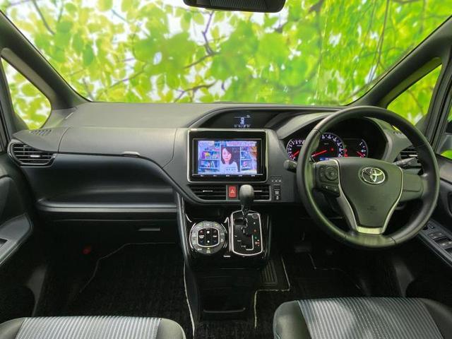 ZSキラメキ2 純正 9インチ メモリーナビ/両側電動スライドドア/車線逸脱防止支援システム/ヘッドランプ LED/ETC/EBD付ABS/横滑り防止装置/アイドリングストップ/TV/エアバッグ 運転席 バックカメラ(4枚目)