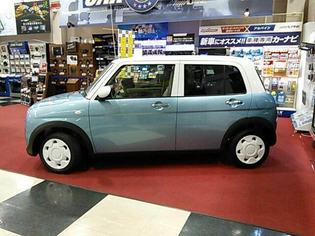 「スズキ」「アルトラパン」「軽自動車」「宮城県」の中古車16