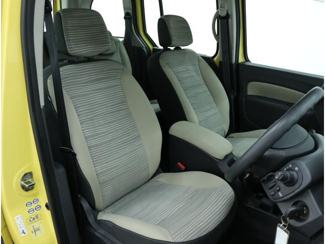 座り心地の良いシートで長距離運転も楽々です!