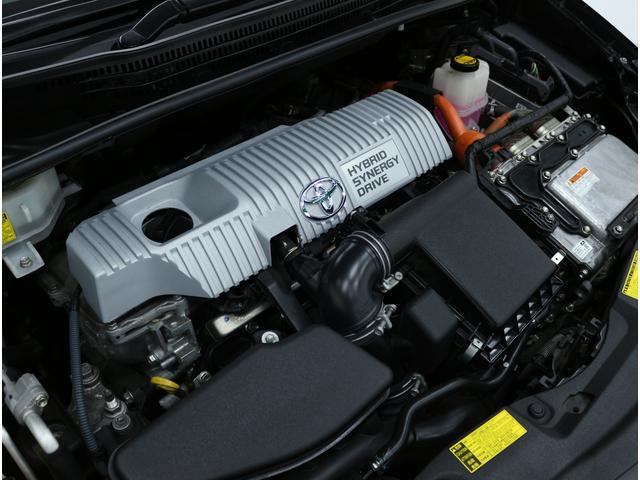 トヨタ プリウス S ナビ バックカメラ 18インチAW フルエアロ