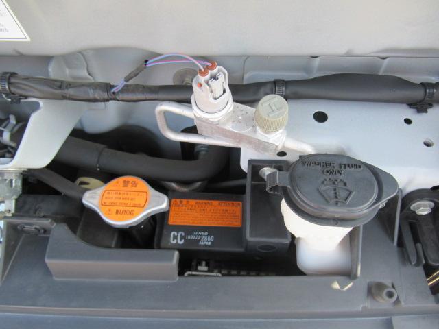エンジンルームも徹底洗浄!!もちろん、しっかり整備してからご納車いたします!