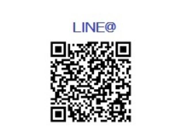 LINE@からのお問い合わせもお待ちしております♪ご希望箇所のお写真もお送り致します!