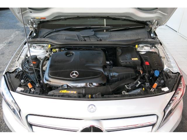 GLA250 4マチック 4WD ターボ アダプティブクルコン メーカーナビ DTV Bカメラ キーレスX2 HID ハーフレザーS シートヒーター(54枚目)