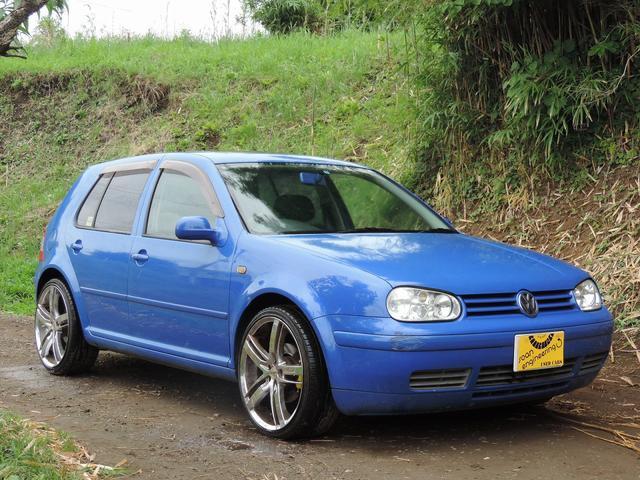 フォルクスワーゲン VW ゴルフ GLi 保証付