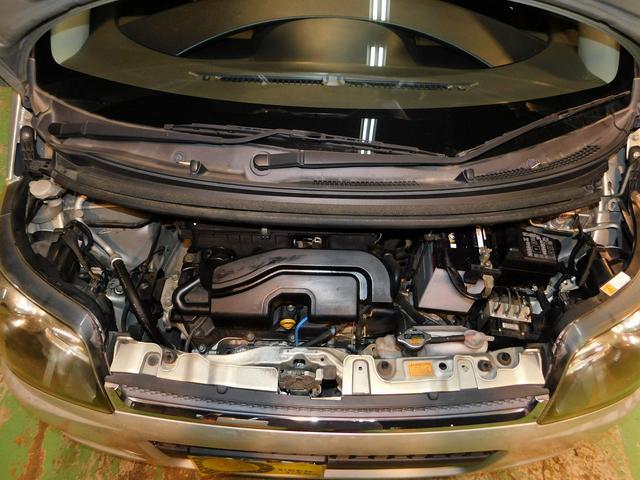 カスタム Xリミテッド タイミングチェーン ETC CVT 電格ミラー スマートキー パワーウィンドウ パワステ オートエアコン  Wエアバック ABS ベンチシート フルフラットシート 衝撃安全ボディー 盗難防止システム(72枚目)