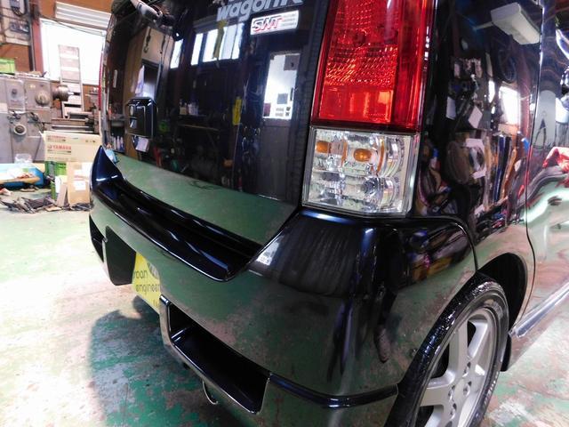 RR-SWT タイミングチェーン ターボ ETC 純正アルミホイール キーレス 電格ミラー パワーウィンドウ エアコン パワステ Wエアバック ベンチシート フルフラットシート ABS 衝撃安全ボディー HID(29枚目)