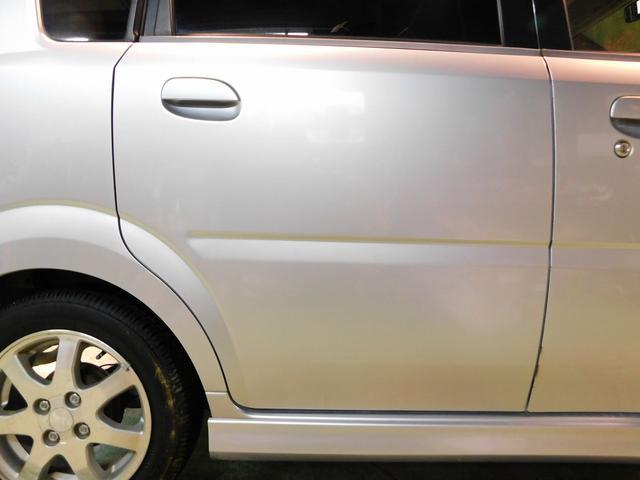 カスタム R ターボ 純正アルミホイール 電格ミラー オートエアコン パワーウィンドウ パワステ ベンチシート フルフラットシート 衝撃安全ボディー Wエアバック ABS(38枚目)