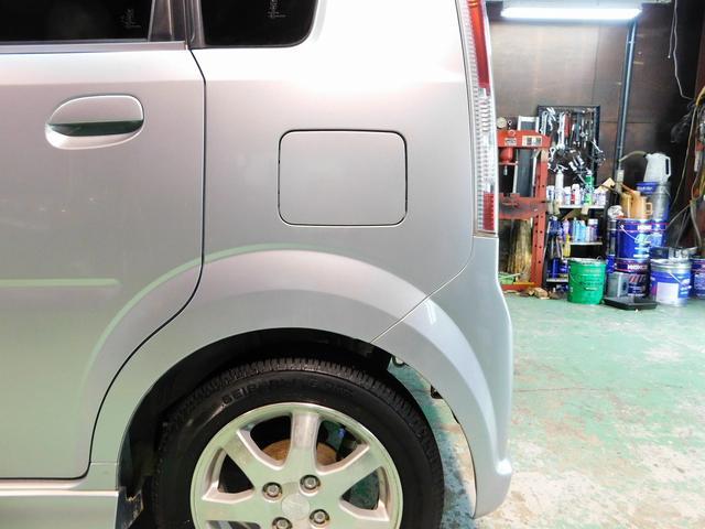 カスタム R ターボ 純正アルミホイール 電格ミラー オートエアコン パワーウィンドウ パワステ ベンチシート フルフラットシート 衝撃安全ボディー Wエアバック ABS(42枚目)