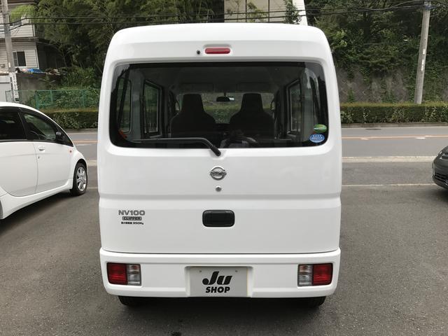 日産 NV100クリッパーバン DX AGS