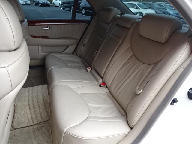 トヨタ セルシオ C仕様 本革 純正ナビ 地デジ サンルーフ