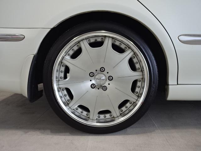 日産 シーマ 450XL 純正ナビ 車高調 19アルミ ETC