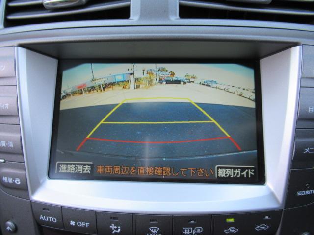 レクサス IS IS250 バージョンL 本革シート HDDナビ Bカメラ