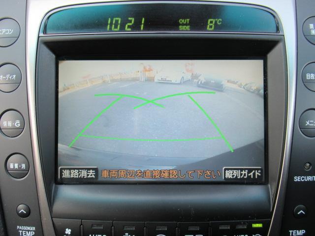 レクサス GS GS350 エアロ HDDナビ Bカメラ ETC