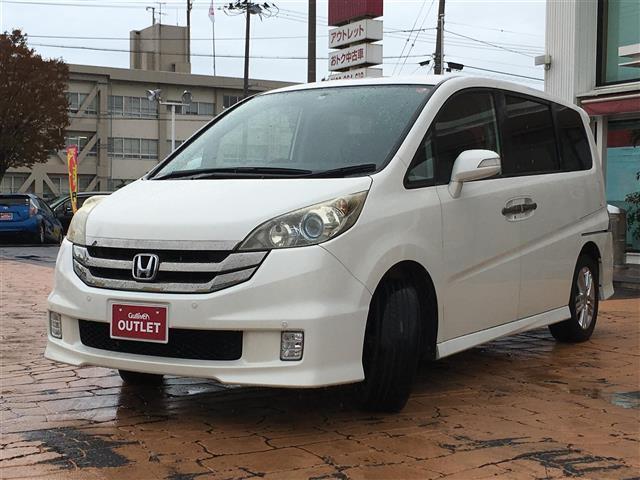 「ホンダ」「ステップワゴン」「ミニバン・ワンボックス」「新潟県」の中古車8