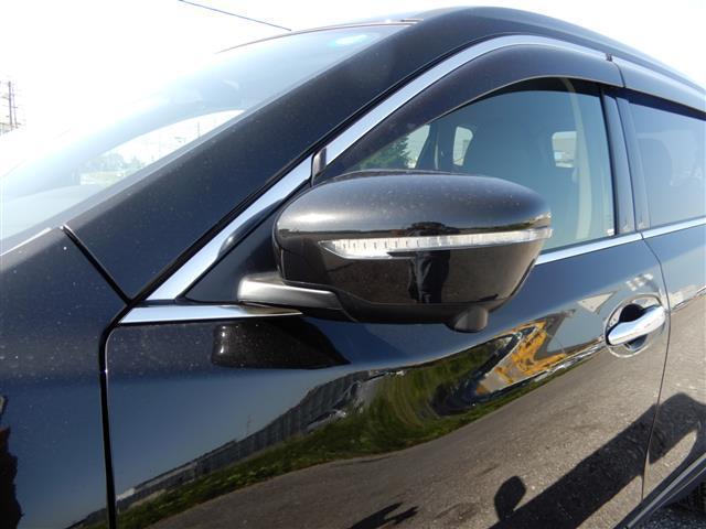 日産 エクストレイル 20Xtt エマージェンシーブレーキ