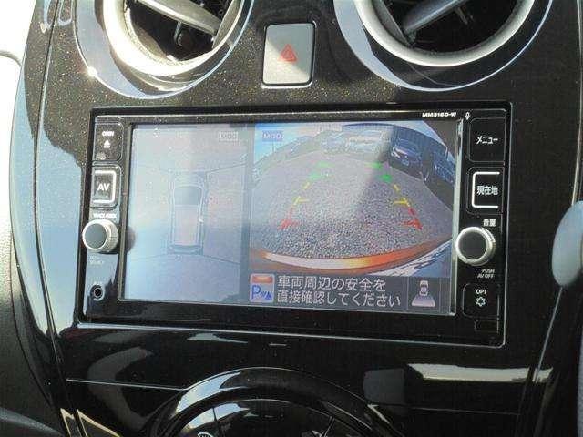 日産 ノート e-パワー X 純正メモリナビ フルセグTV 全方位カメラ
