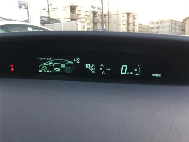 トヨタ プリウス G ツーリングセレ レザーパック ワンオーナー 革シート