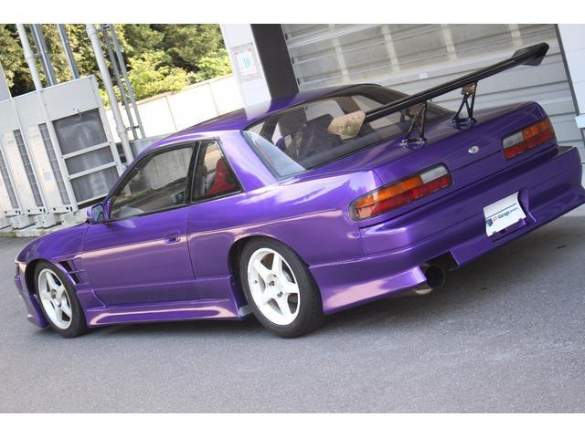 日産 シルビア K's RECARO EVC マフラー