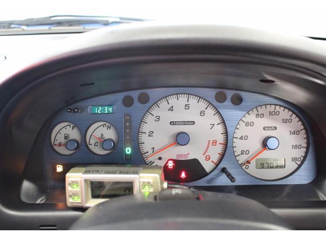 スバル インプレッサ WRX RA STiバージョンVI LTD 車高調